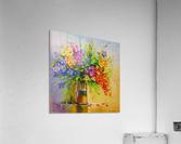 Wildflowers  Acrylic Print