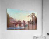 Environs du Caire  Acrylic Print