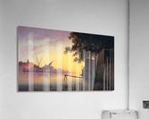 Evening on the Nile  Acrylic Print