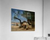 An Eastern Cafe  Acrylic Print