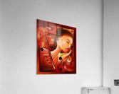 Casselopia - Violin dream  Acrylic Print