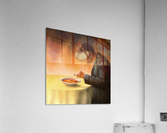 blind  Acrylic Print
