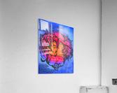 that kiss  Acrylic Print