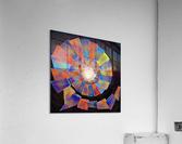 Volsopolis - forgotten future  Acrylic Print