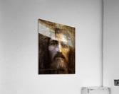 Christ face reconstruction  Acrylic Print