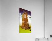 immigration  Acrylic Print
