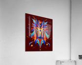 Sanopsilla - the dog  Acrylic Print