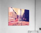 railstojails  Acrylic Print