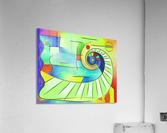 Wainissium - stairway to the sun  Acrylic Print