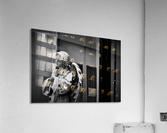 Angel in the Window  Acrylic Print