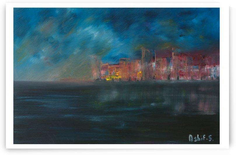 Water City by Ashif shariff