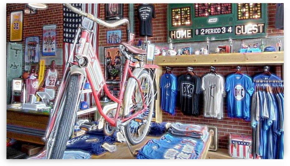Opolis clothing Store- OKC by Chazzi R  Davis