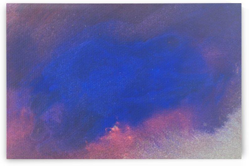 Blue Clouds by Pracha Yindee