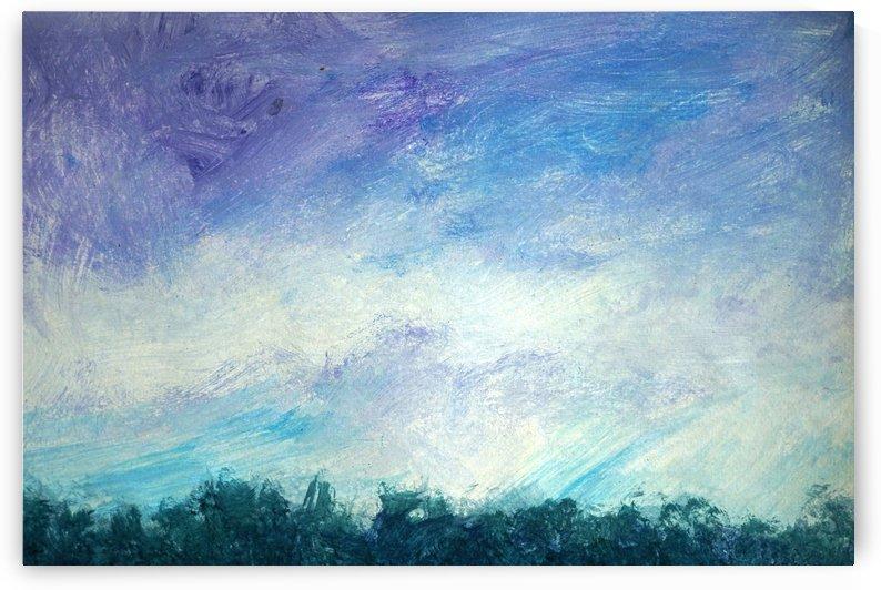 the sky  by Pracha Yindee