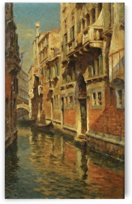 Shining morning in Venice by Carlo Brancaccio