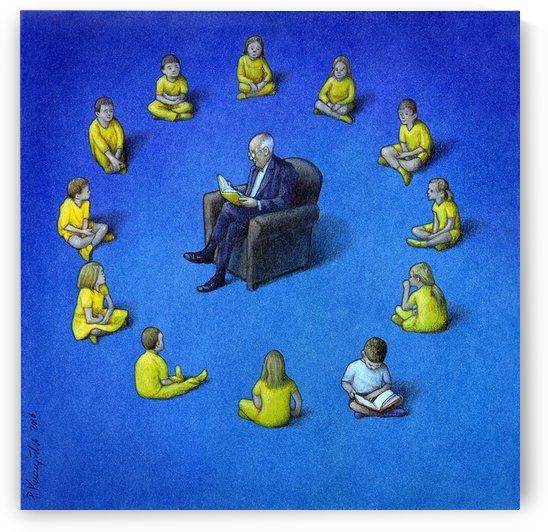 Brexit by Pawel Kuczynski
