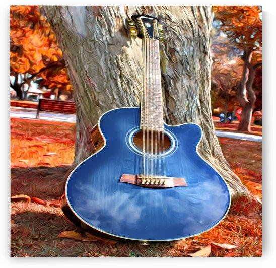 guitartree by Chazzi R  Davis