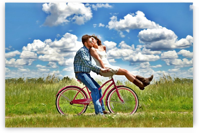 BikeRide by Chazzi R  Davis