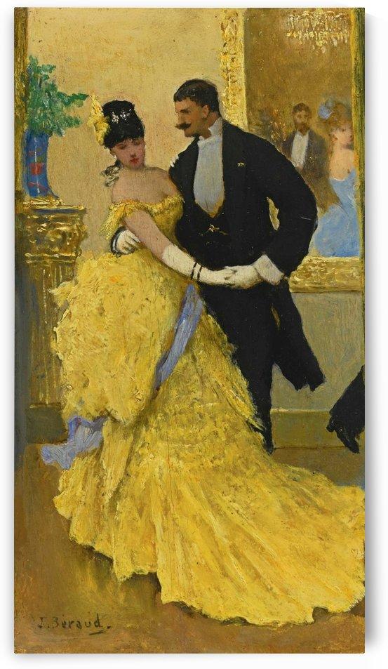 La danse by Jean Beraud