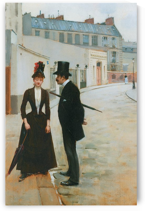 The Proposition by Jean Beraud