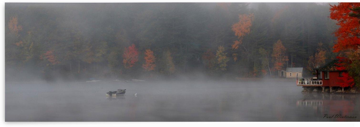 Misty Morning by Paul Winterman