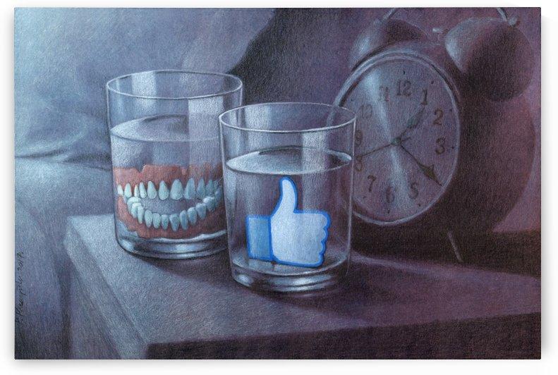 time to rest by Pawel Kuczynski
