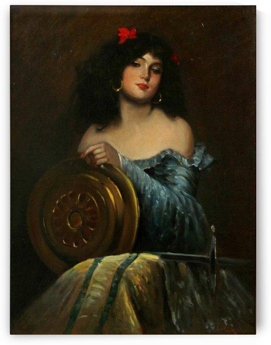 Juana Romani by Juana Romani