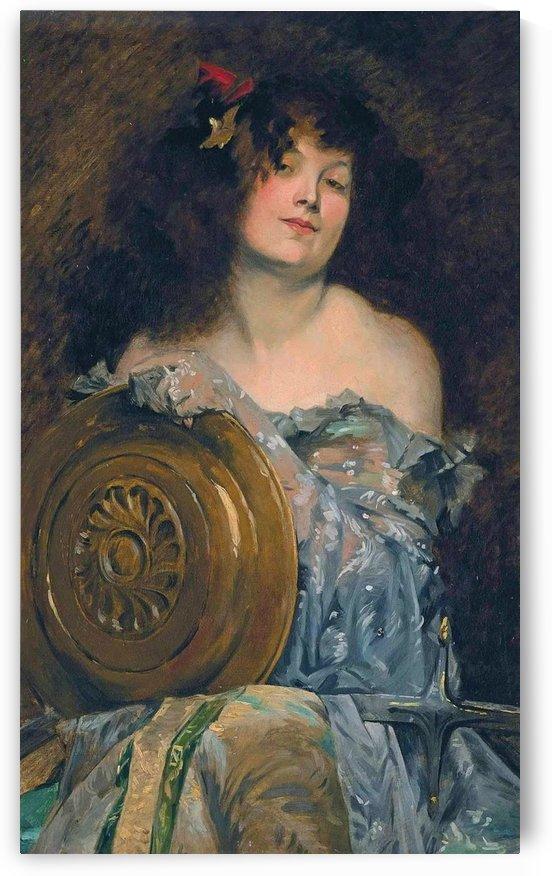 Salome by Juana Romani