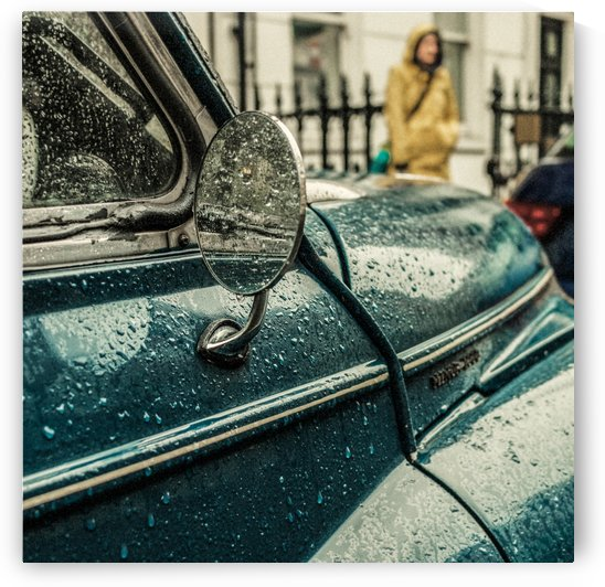 London Rain by 1x