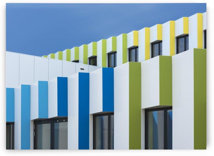 Triple facades by 1x