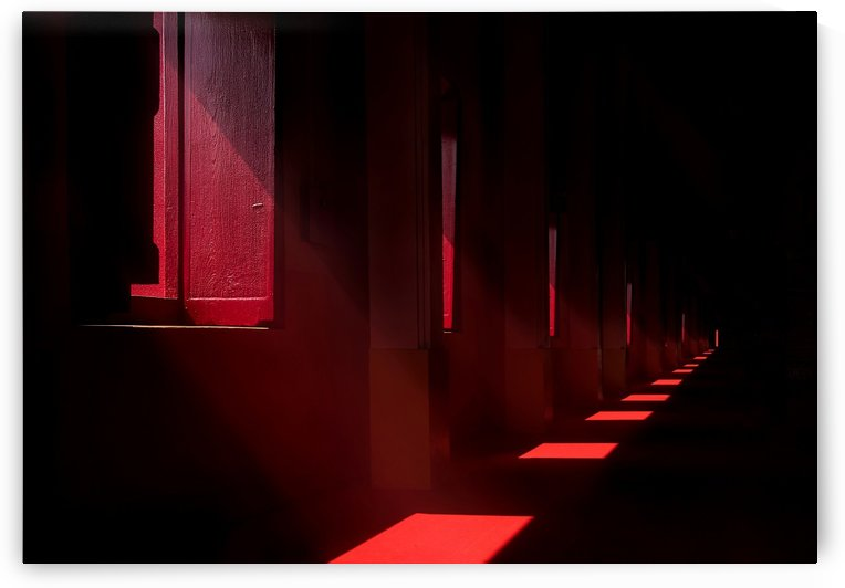 In the red temple by 1x