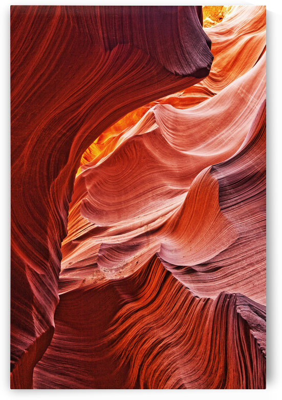 Lower Antelope Canyon, Arizona by PacificStock