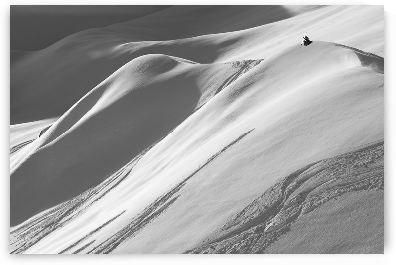 Extreme snowboarding, Arlberg; Austria by PacificStock