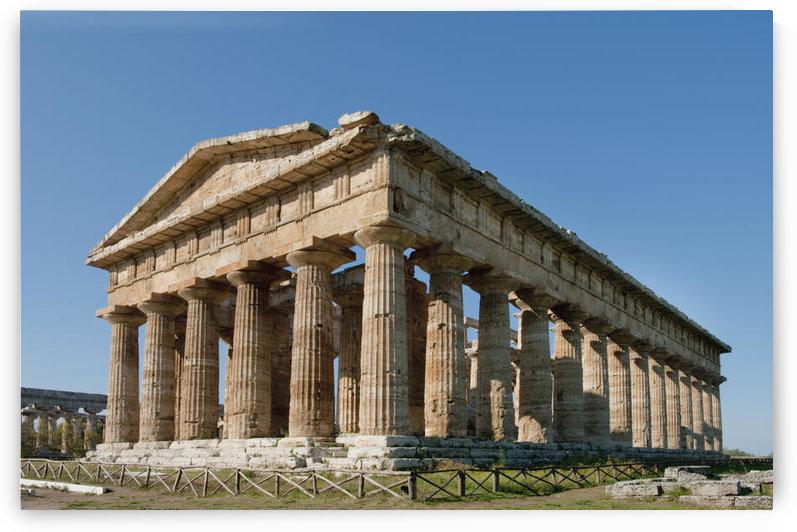 Hera, Paestum, Campania, Tyrrhenian Coast, Italy by PacificStock