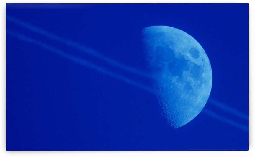Moon lines by Andy Jamieson