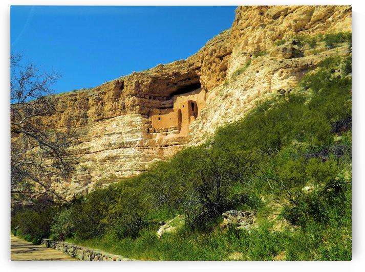 Montezuma's Castle  by Arizona Photos by Jym