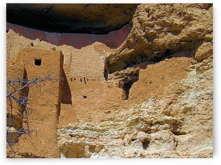 Montezuma's Castle-4 by Arizona Photos by Jym