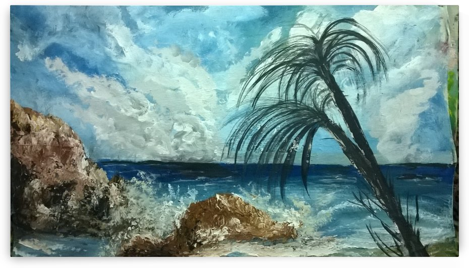 version island    by Ahmad ALMASRI
