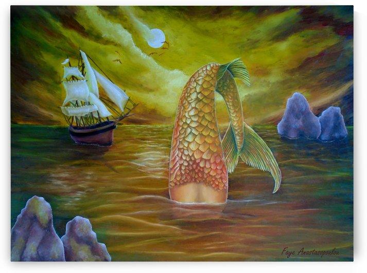 The Sea Legend by Faye Anastasopoulou
