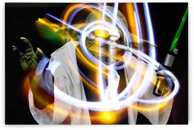 YODA Light by Mystic Art