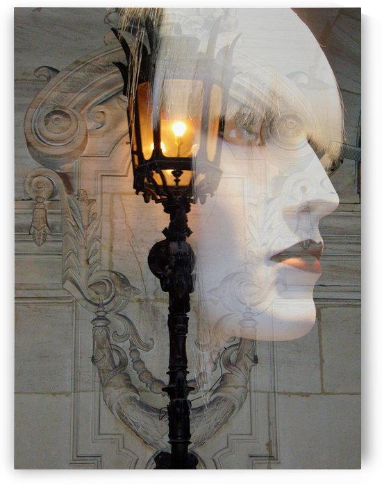 Ghost Light by Mystic Art