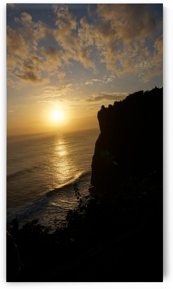 Bali Sunset by Phano Smith