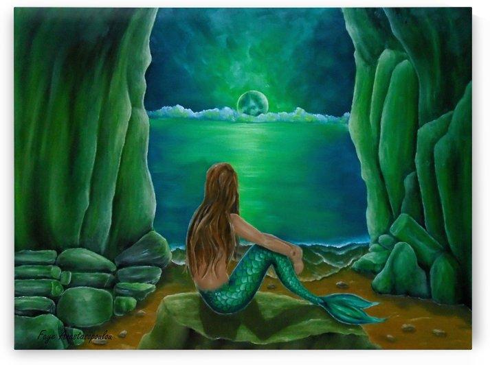 Mermaid's Cave by Faye Anastasopoulou