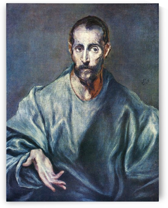 St Jacobus Major by El Greco