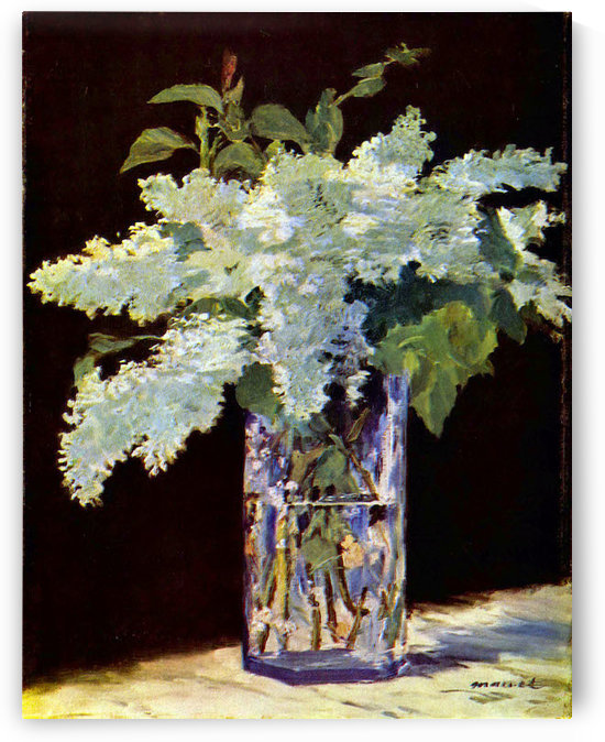 Still Life by Manet by Manet
