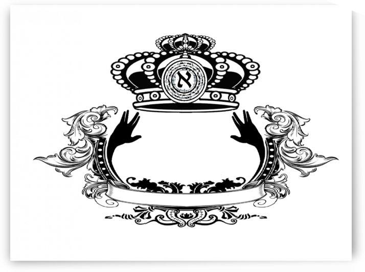 monogram crown  3 by pinchos tewel