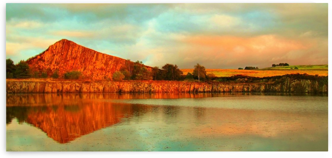 Still Quarry by Andy Jamieson