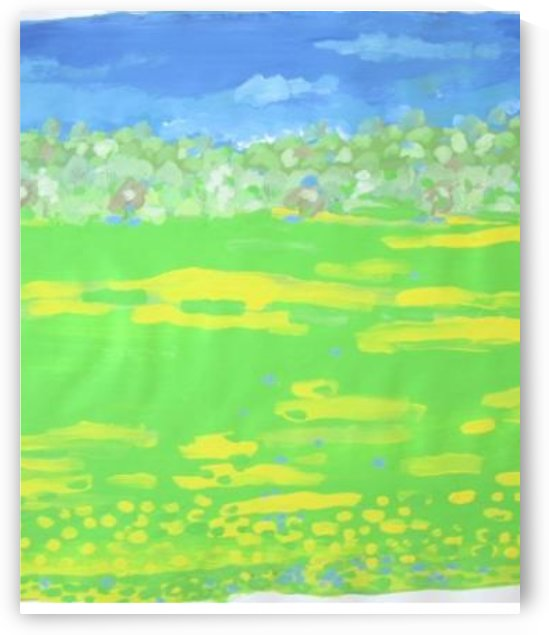 dandilion field 5 by citrineremote