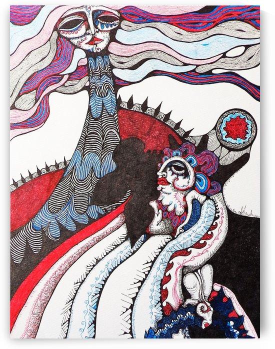 THE SPIRIT by Lynn Kauffman