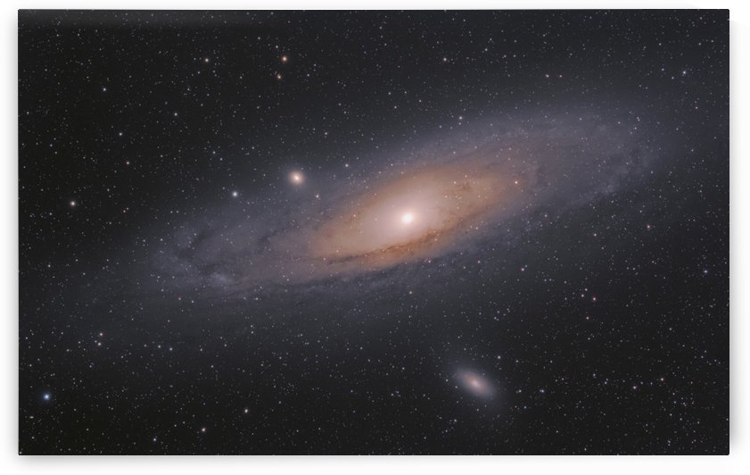 Andromeda Galaxy by RichardBoudreauAstrophotography